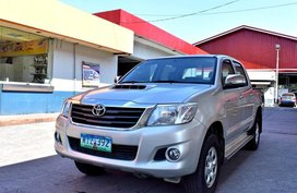 2014 Toyota Hilux for sale in Lemery