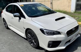 2017 Subaru Wrx for sale in Parañaque