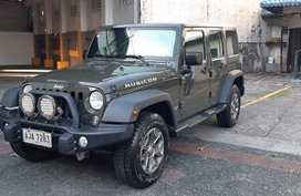 2015 Jeep Wrangler Rubicon for sale in Quezon City