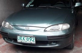 1996 Hyundai Elantra for sale in Quezon City