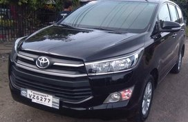 Toyota Innova 2017 for sale in Davao City