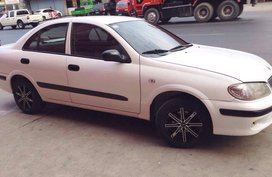 Nissan Sentra 2004 for sale at 170k Negotiable
