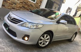 2013 Toyota Corolla Altis G AT