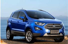 Ford Ecosport Zero Down Payment Promo [Ford Marikina]