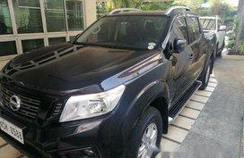 Selling Black Nissan Navara 2017 Automatic Diesel