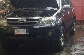 Toyota Fortuner 2006 Automatic Diesel for sale