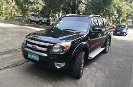 Black Ford Ranger 2011 for sale in Quezon City