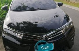 Sell Black 2015 Toyota Corolla Altis at 60000 km