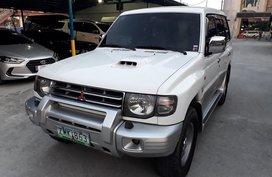 2008 Mitsubishi Pajero Fieldmaster Ralliart