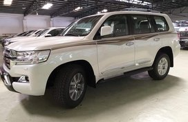 2019 Toyota Land Cruiser 4x4 turbo