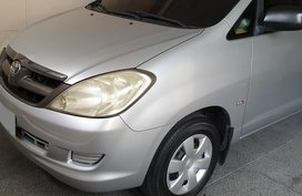 TOYOTA INNOVA J GAS 2006 Model (FIRST OWNER) - Php 320,000