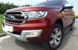 Super Fresh 2017 Ford Everest Titanium AT at 4000 kms only