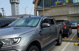 2016 Ford Ranger Wildtrak: 51,000 mileage First Owner