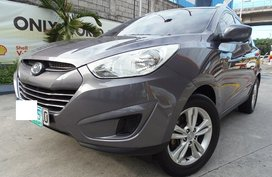 Fresh 2012 Hyundai Tucson Theta II AT Casa Maintain