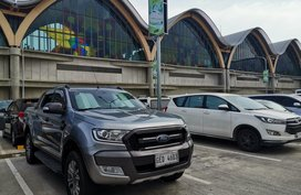 Ford Ranger Wildtrak: (Used - 51K Mileage) Cebu based 980K