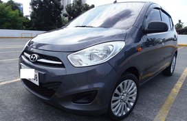 Fuel Efficient Fresh 2014 Hyundai i10 AT