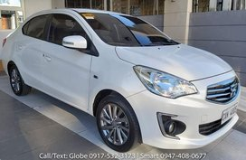 2018 Mirage GLS Automatic Pearlwhite