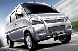 Selling Brand New BAIC Mz40 Van in Muntinlupa