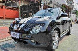 Sell Black 2017 Nissan Juke at 58000 km