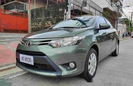 Green Toyota Vios 2018 for sale in Quezon City