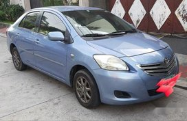 Sell Blue 2011 Toyota Vios in Quezon City