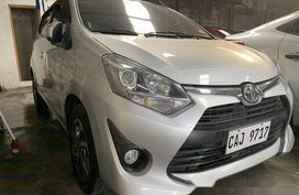 Sell 2018 Toyota Wigo in Quezon City