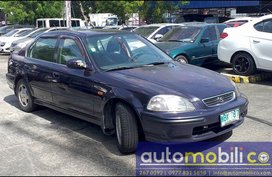 Sell 1997 Honda Civic Sedan at 163616 km