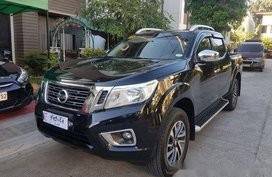 Black Nissan Navara 2019 at 8800 km for sale