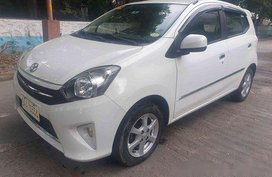 Sell White 2017 Toyota Wigo in Pasig