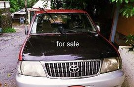 Selling Red Toyota Revo 2003 Automatic Gasoline at 172000 km