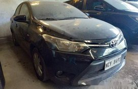 Black Toyota Vios 2016 for sale in Makati