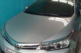 Selling Silver Toyota Corolla Altis 2018 Automatic Gasoline
