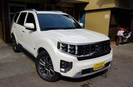 Sell White 2019 Kia Mohave in Pasig