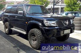 Sell 2002 Nissan Patrol Automatic Gasoline at 81729 km