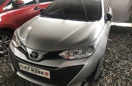 Sell Silver 2019 Toyota Vios at 1800 km