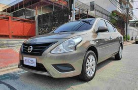 Sell Brown 2018 Nissan Almera in Quezon City