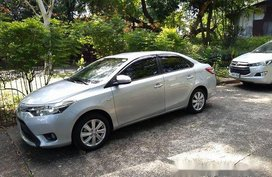 Silver Toyota Vios 2016 at 30000 km for sale
