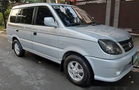 Sell Silver 2013 Mitsubishi Adventure in Quezon City