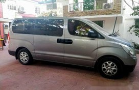 Sell Silver 2012 Hyundai Grand Starex Manual Diesel at 38000 km