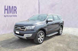 Grey Ford Everest 2017 for sale in Manila