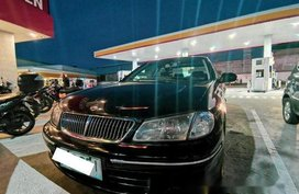 Sell Black 2001 Nissan Exalta at 100000 km