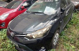 Black Toyota Vios 2017 at 18000 km for sale