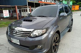 2014 Toyota Fortuner V 3.0L 4x4 A/T
