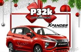 Brand New Mitsubishi Xpander Christmas Promo