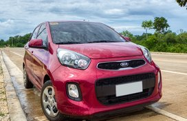 KIA Picanto 2016 at 15200 km