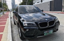 2011 BMW X3 Top of The Line Diesel