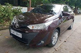Selling 2019 Toyota Vios E in Quezon City
