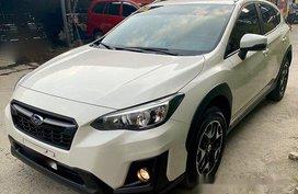 Selling White Subaru Xv 2018 in Pasig