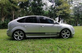 Silver Ford Focus 2010 Automatic Diesel for sale