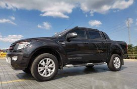Selling Black Ford Ranger 2014 Automatic Diesel